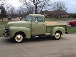 1951 Chevrolet 5-Window Pickup For Sale | Listing ID: CC-1060397 ...