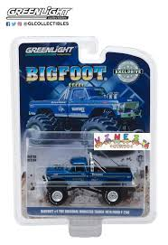 Greenlight Bigfoot #1 1974 Ford F-250 Monster Truc.. In Toys ...