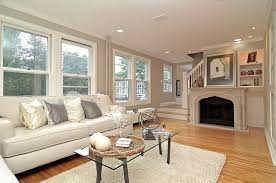 gray white living room houzz