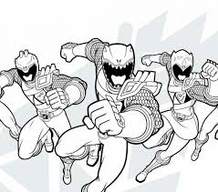Power Rangers Coloring Pages Colouring In With Home To Print