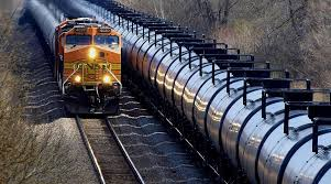 100 Permian Trucking Oil Sand Railcars Compete For Track Space In Basin