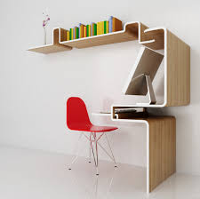 bureau etagere meuble bureau etagere 3 déco design