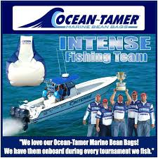 Ocean Tamer Bean Bag Pro Staff The Intense Fishing Team Ska Professional