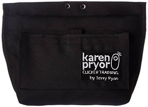 Karen Pryor Clicker Training Terry Ryan Treat Pouch for Pet Training