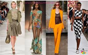 Top Fashion Trends Spring Summer 2015 Trend Report
