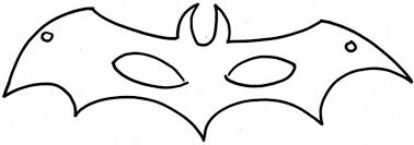 Batman Mask Template Images Pictures