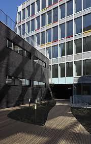 rue du port nanterre façade immeuble pixel architecture bureaux