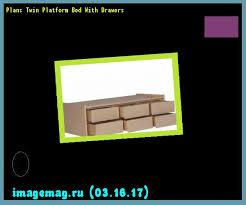 build platform bed with drawers wonder 094000 the best image