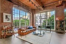 100 Lofts For Sale San Francisco Property Of The Week A Lightfilled Livework Loft In