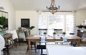 Farmhouse Modern Dining Room Inspiration From Ashleydsp