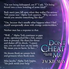 Jackie May Author