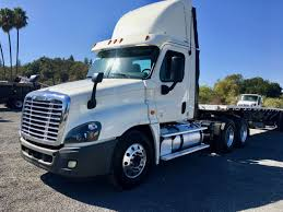 100 Day Cab Trucks For Sale 2016 Freightliner Cascadia Sale Low Miles