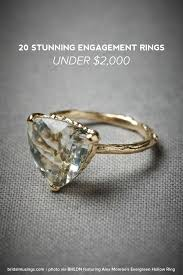 See 20 Stunning Engagement Rings Under 2000