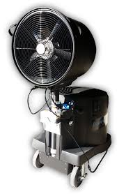 Portable Patio Misting Fans by Power Breezer Misting Fan Portable Air Hvac Air Conditioner Rental