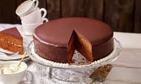 klassische sacher torte