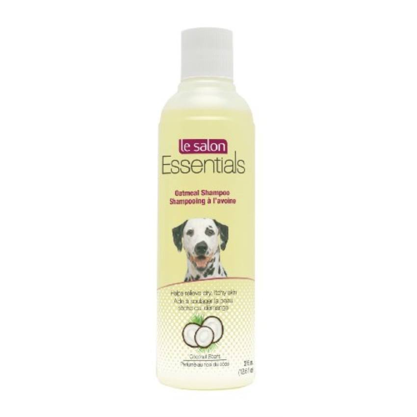 Le Salon Essentials Oatmeal Shampoo, 12-1/2-Ounce