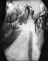 The Cabinet Of Dr Caligari Expressionism Analysis by Die Nibelungen