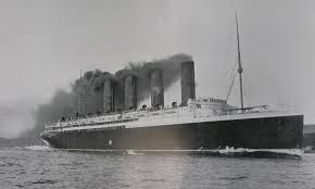 Where Did The Rms Lusitania Sink by First World War Tower Project Blog