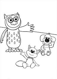 Timmy Time Free Printable Coloring Pages No 15