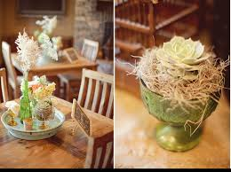 Non Glass Rustic Centerpieces