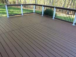behr s cordovan brown in solid stain outdoors front exterior