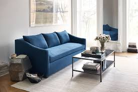 West Elm Bliss Sofa Bed by The Custom Couches That Are A Cooler Alternative To West Elm