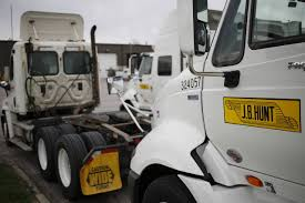 J.B. Hunt Posts Strong Earnings On Lower Fuel Costs - WSJ Amazon Is Building An Uber For Trucking App Business Insider Jb Hunt Intermodal Kenicandlfortzonecom Trucking Industry Debates Wther To Alter Driver Pay Model Truckscom Keep On Truckin Argus Expects Jb Hunt Nasdaqjbht Gain Market Alanna King Author At Blog Transport Services Traing Engneeuforicco April Mcculley Director Of Sales Inc Jb Truck Youtube Places Order For Multiple Tesla Semi Toy Truck Navistar Supplies Aoevolution Commercial Reefer Van Sale On Cmialucktradercom