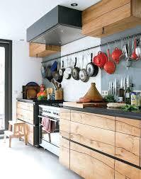 porte de cuisine en bois brut porte de cuisine en bois brut meuble cuisine bois facade cuisine