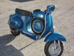 1966 Vespa 50 Supersprint