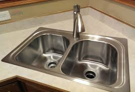 Removing Moen Kitchen Faucets Instructions by Diy Moen Kitchen Sink U0026 Faucet Install Everyday Shortcuts