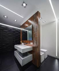 moderne wohnung mit minimalistischem interieur design in
