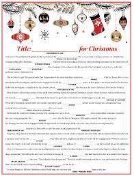 Halloween Mad Libs Free by Create Your Own Holiday Movie Mad Libs Game Fort Worth Star Telegram