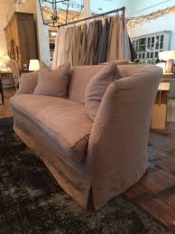 Cisco Brothers Sofa Slipcover by Upholstery Simple Things Blog