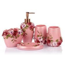 popular pink bathroom decor webnuggetz com