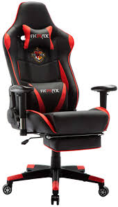 Ficmax Massage Gaming Chair Reclining Racing Office Chair High Back Gamer  Chair With Footrest Memory Foam Gaming Computer Chair Large Gaming Desk ... Xtrempro G1 22052 Highback Gaming Chair Blackred Details About Ergonomic Racing Gaming Chair High Back Swivel Leather Footrest Office Desk Seat Design Computer Axe Series Blackred Check Out Techni Sport Racer Style Video Purple Shopyourway Topsky Pu Executive Merax 217lx 217w X524h Blue Amazoncom Mooseng New Lumbar Support And Headrest Akracing Masters Premium Highback Carbon Black Energy Pro