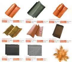 Monier Roof Tiles Colours by Terreal Clay Roofing Tiles