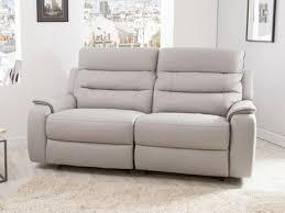 canape cuir gris canapé cuir authenticité et design dans votre salon