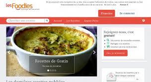 site recette de cuisine recettes de cuisine des foodies recettes cuisine