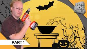Halloween Candy Dish With Lid by Make A Halloween Prank Candy Bowl Part 1 Youtube