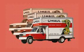 100 Texas Trucks UHaul Rented More To People Moving To Than Anywhere