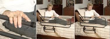 Stander Bed Rail by Ez Adjust Bed Rail Allegro Medical Supplies