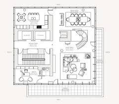 Spectacular Apartment Floor Plans Designs by A Look Inside One S 50 Million Triplex Penthouse