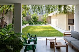 100 Modern Homes With Courtyards Inner Courtyard House Twolevel Design Of A Modern Home