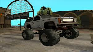 Replacement Of Monster.dff In GTA San Andreas (53 File) Gta Gaming Archive Stretch Monster Truck For San Andreas San Andreas How To Unlock The Monster Truck And Hotring Racer Hummer H1 By Gtaguy Seanorris Gta Mods Amc Javelin Amx 401 1971 Dodge Ram 2012 By Th3cz4r Youtube 5 Karin Rebel Bmw M5 E34 For Bmwcase Bmw Car And Ford E250 Pumbars Egoretz Glitches In Grand Theft Auto Wiki Fandom Neon Hot Wheels Baja Bone Shaker Pour Thrghout