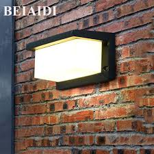 how to install hardscape lighting beiaidi waterproof wall font