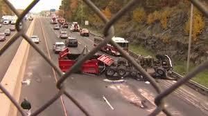Dump Truck Driver Killed In Milford Crash - NBC Connecticut