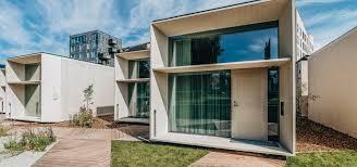 100 Concrete House Designs KODA Futureproof Movable House