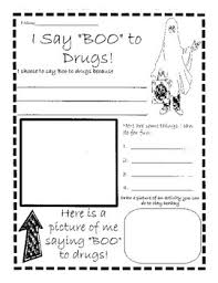 Here Is A Fun Themed Red Ribbon Week Poster Worksheet To Use Whole Class