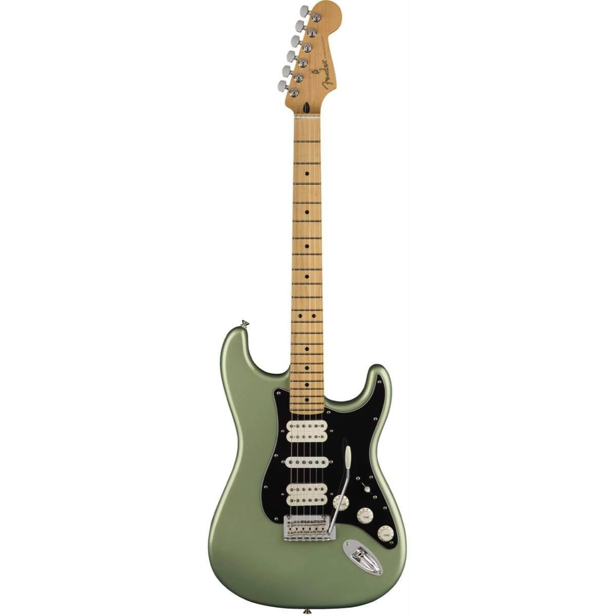 Fender Player Stratocaster HSH Electric Guitar - Maple Fingerboard, Sage Green