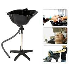 hair salon portable shoo sink spa deep hair shoo bowl sales